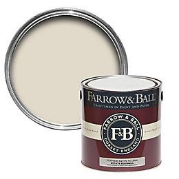 Farrow & Ball Slipper Satin no.2004 Estate Eggshell