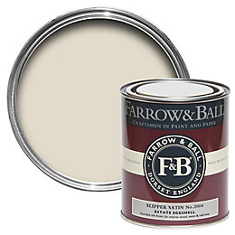 Farrow & Ball Slipper Satin no.2004 Estate Eggshell