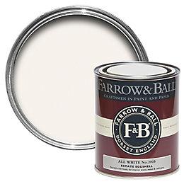 Farrow & Ball All White no.2005 Estate Eggshell