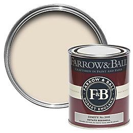 Farrow & Ball Dimity no.2008 Estate Eggshell paint