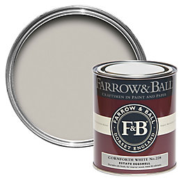 Farrow & Ball Cornforth White no.228 Estate Eggshell