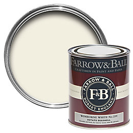 Farrow & Ball Estate Eggshell Wimborne White No.239