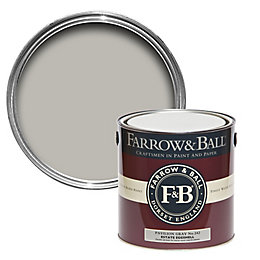 Farrow & Ball Pavilion Gray no.242 Estate Eggshell
