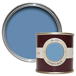 Farrow & Ball Cook's Blue no.237 Estate emulsion