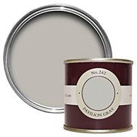 Farrow & Ball Pavilion Gray no.242 Estate emulsion paint 0.1L Tester pot