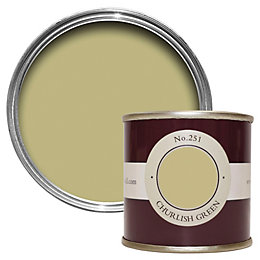 Farrow & Ball Churlish Green no.251 Estate emulsion