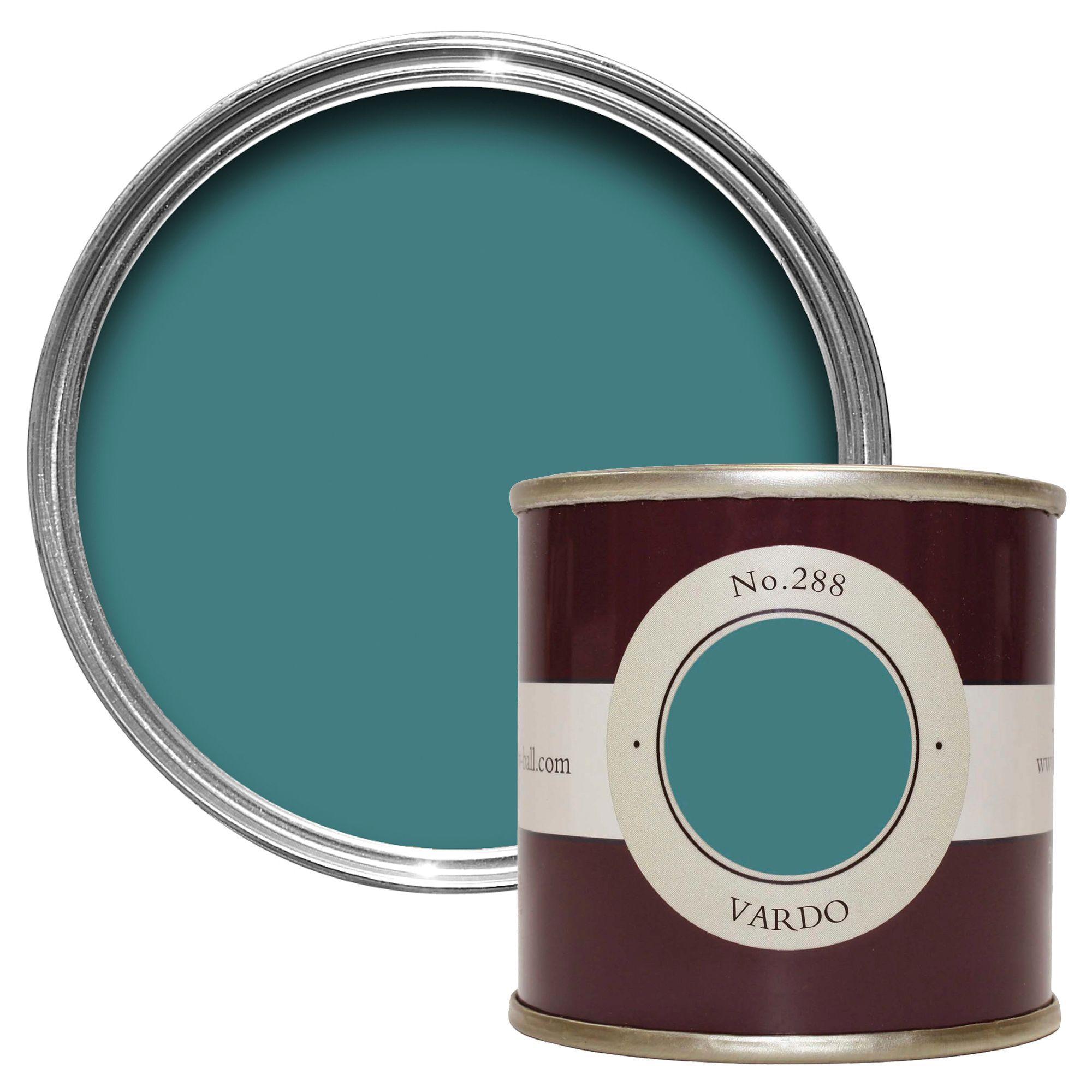 farrow ball vardo estate emulsion paint 0 1l tester pot departments diy at b q. Black Bedroom Furniture Sets. Home Design Ideas