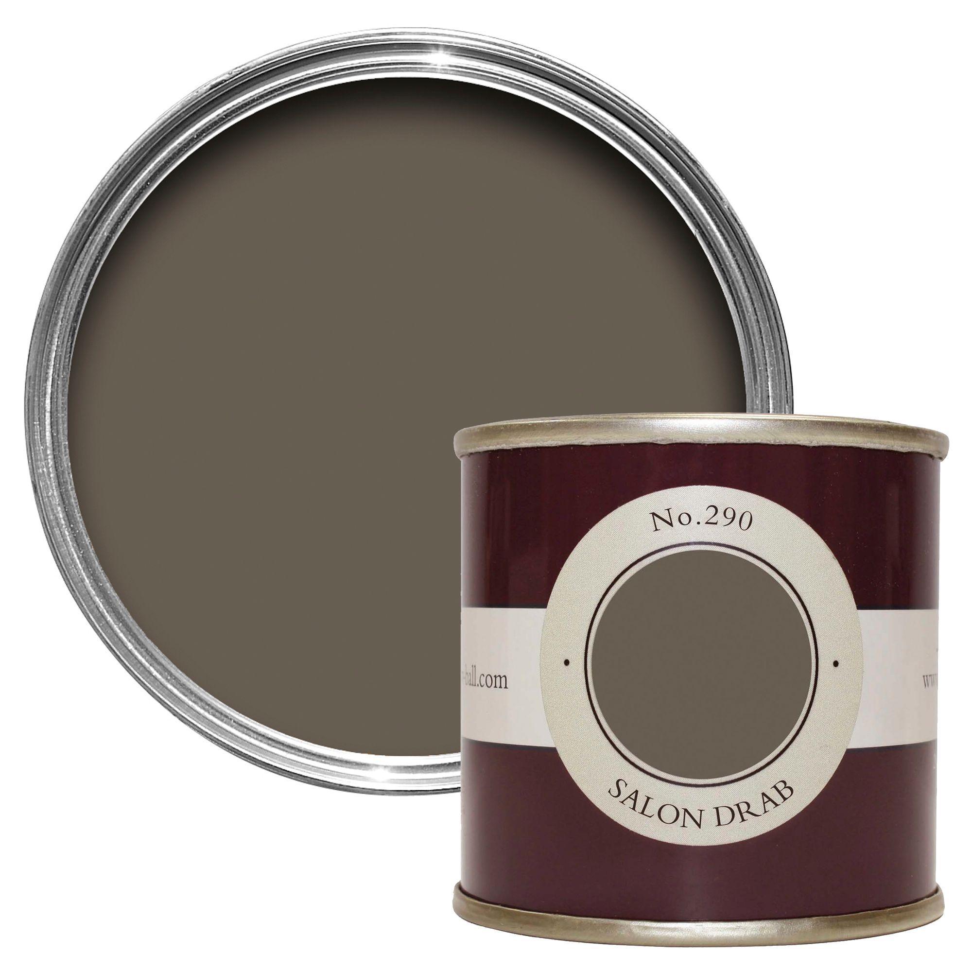 Farrow & Ball Salon Drab no.290 Estate emulsion