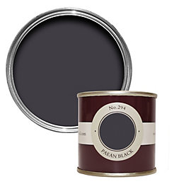 Farrow & Ball Paean black no.294 Matt Emulsion
