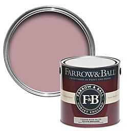 Farrow & Ball Cinder Rose no.246 Matt Estate