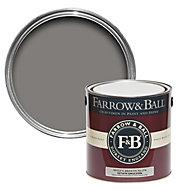 Farrow & Ball Mole's Breath no.276 Matt Estate emulsion paint 2.5L