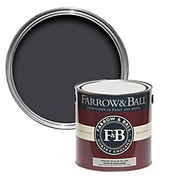 Farrow & Ball Estate Paean black no.294 Matt