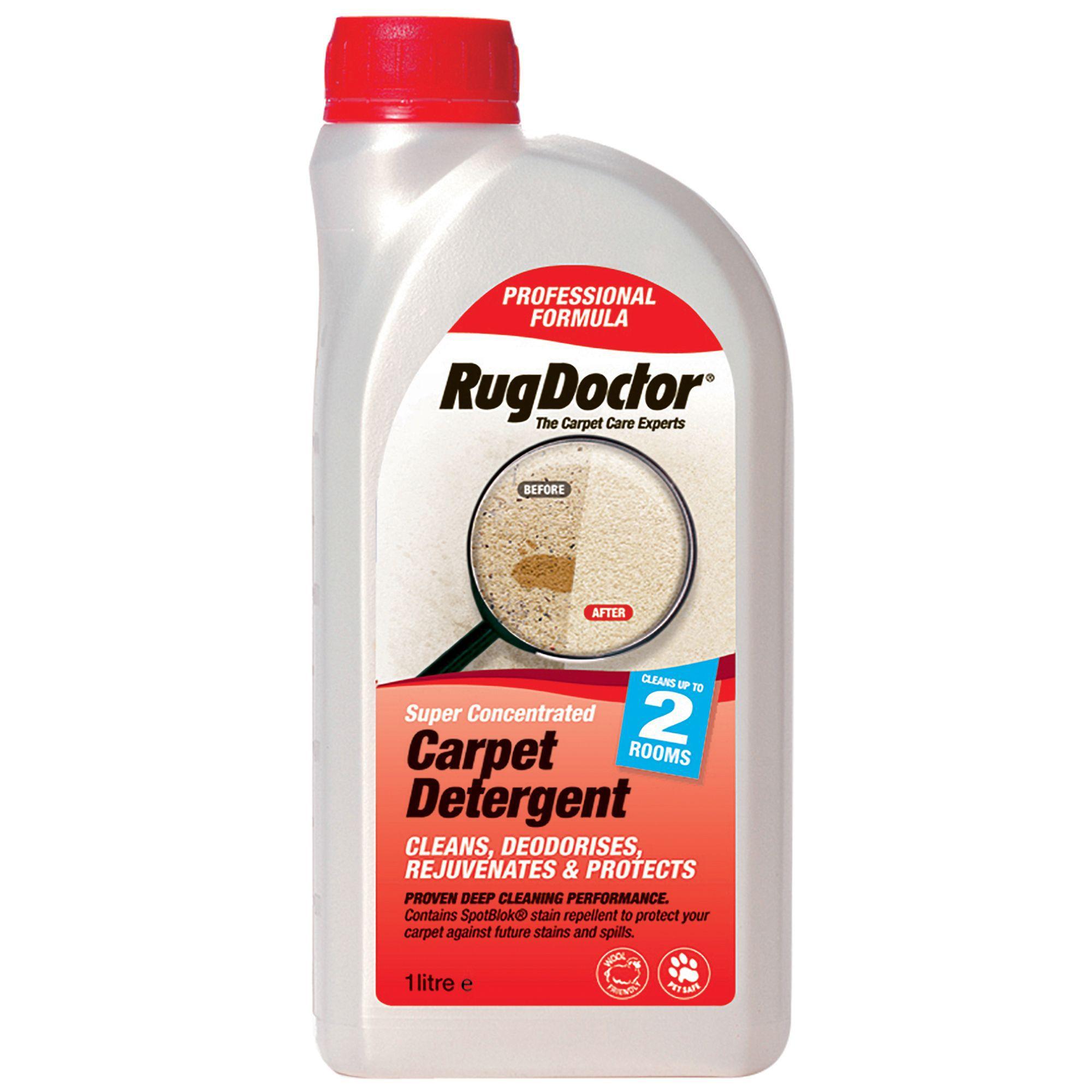Rug Doctor Lemon Carpet detergent, 1L