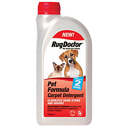 Rug Doctor Pet detergent, 1000 ml