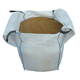 B&Q Sharp sand Bulk bag