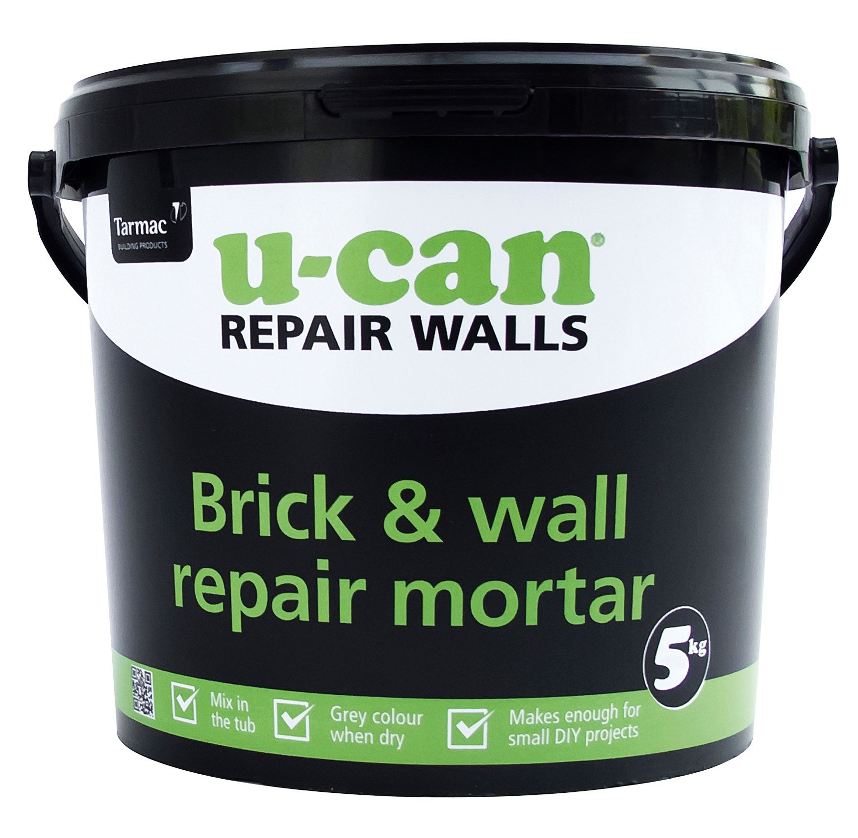 U Can Brick Amp Wall Repair Mortar 5kg Tub Departments
