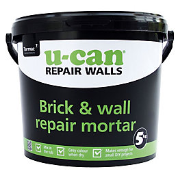 U-Can Brick & Wall Repair Mortar 5kg Tub
