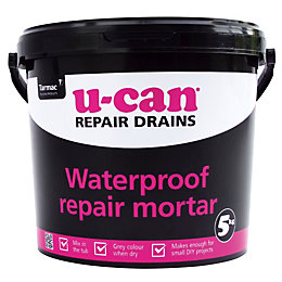 U-Can Waterproof Repair Mortar 5kg Tub