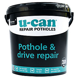 U-Can Black Pothole & Drive Repair, 10000 G