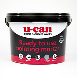 U-Can Ready to Use Pointing Mortar 4kg Tub