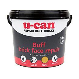 U-Can Damaged Brick Repair Mortar 5kg Tub