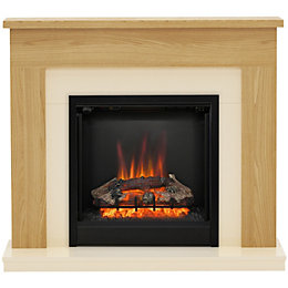 Be Modern Blakemere Oak Effect LED No Remote