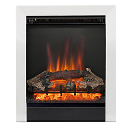 Be Modern Fremont Black LED Electric Fire