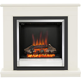 Be Modern Ardington Soft White LED Electric Fire