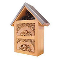 Nature's Haven Brown Insect house