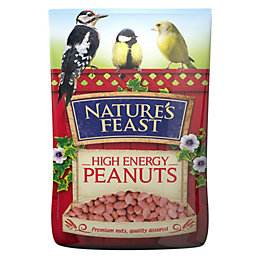Nature's Feast High energy peanuts 12750g
