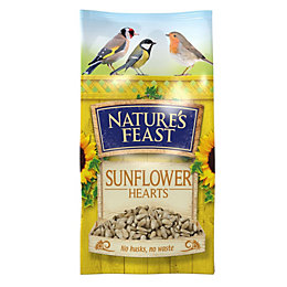 Nature's Feast Sunflower hearts 1750g