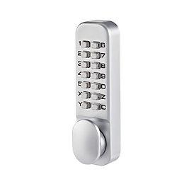 Smith & Locke Push Button Lock