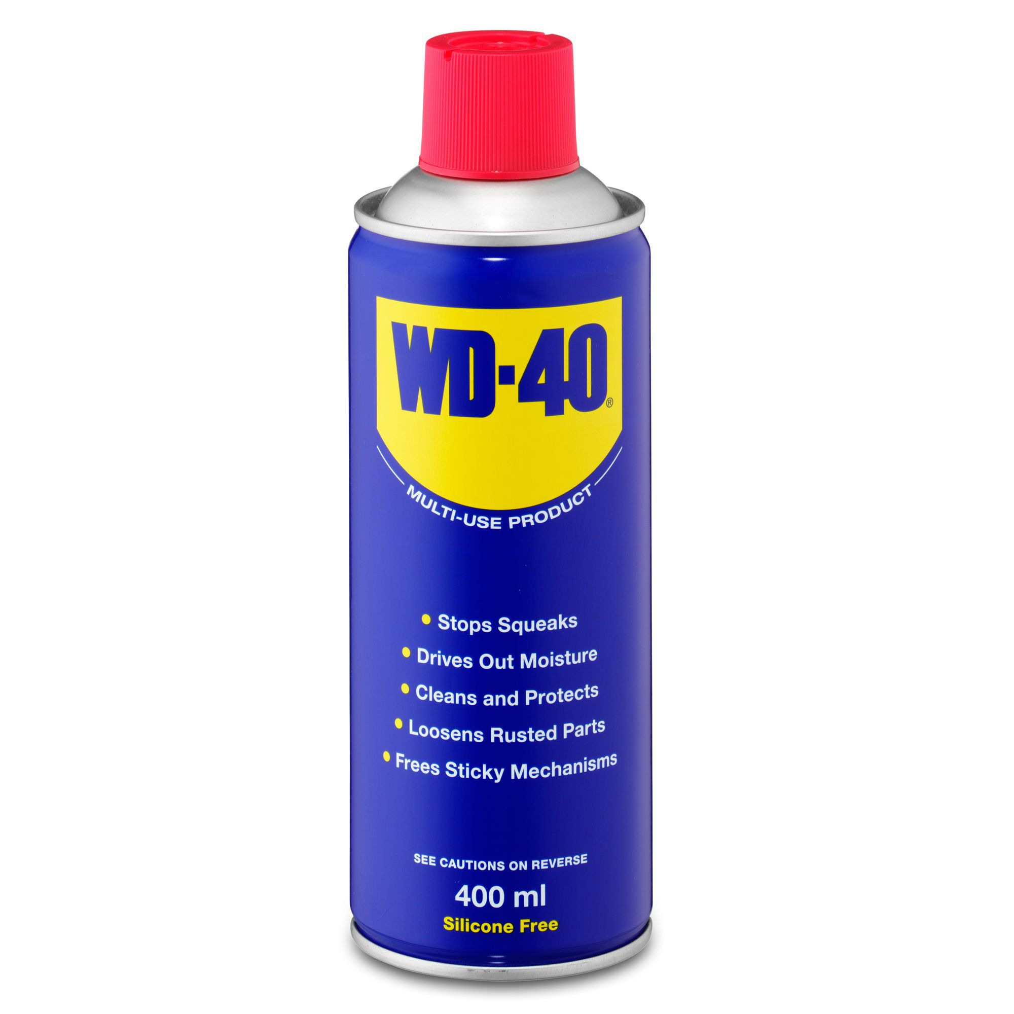 wd 40 aerosol spray 400ml departments diy at b q. Black Bedroom Furniture Sets. Home Design Ideas