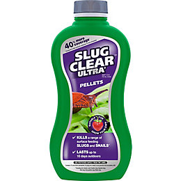 Slug Clear Ultra 3 Pellets Pest Control 685G
