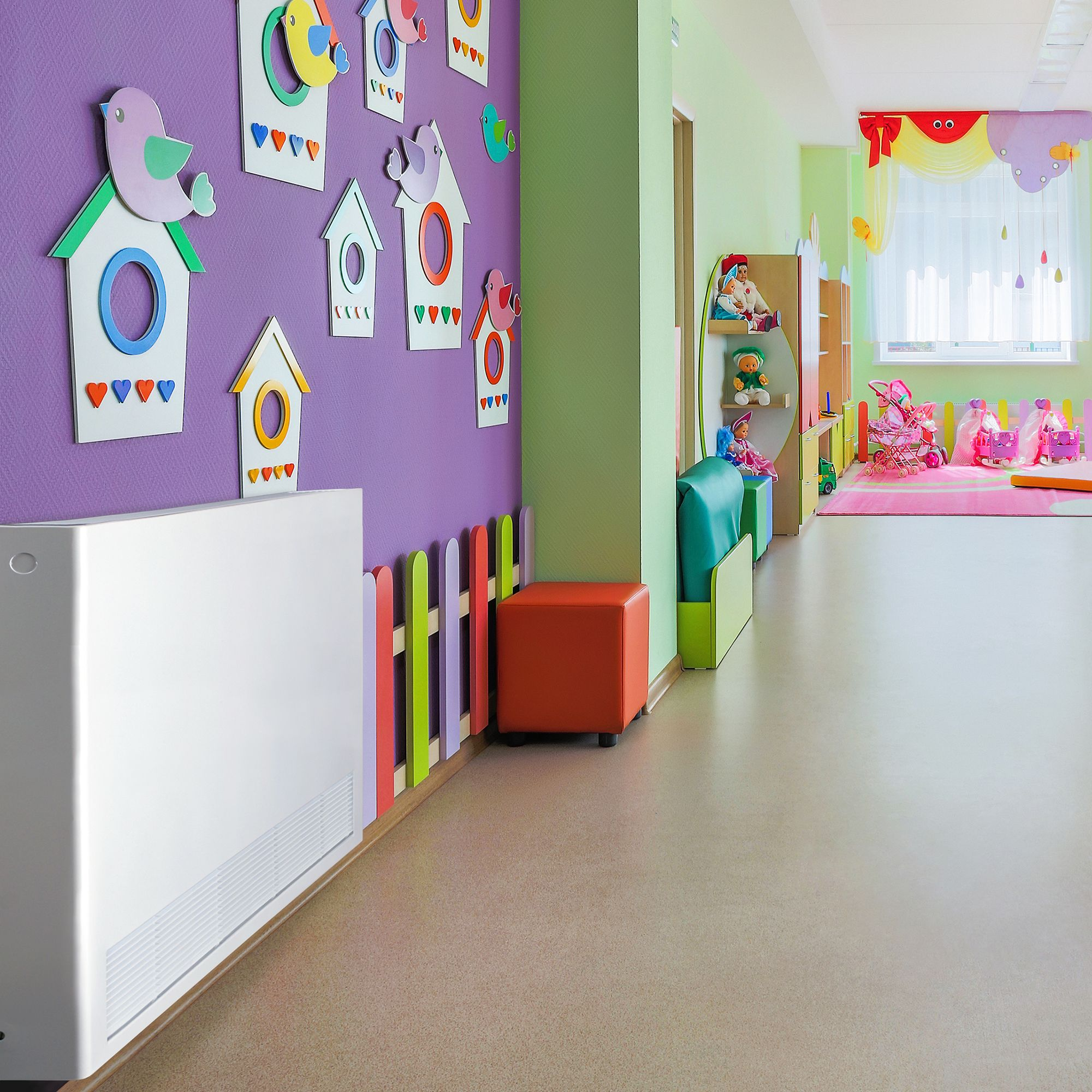 Barlo Low Surface Temperature Radiator Type 21 Low