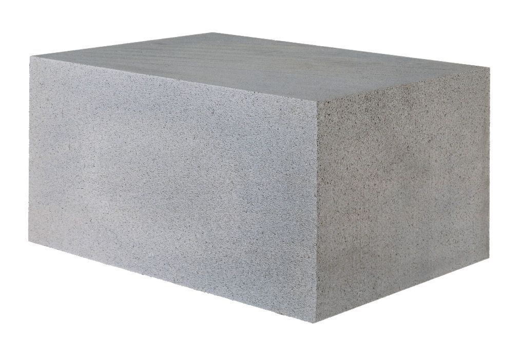 Celcon Grey Aircrete Aerated Block H 215mm W 300mm L
