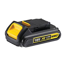 DeWalt XR 18V Li-Ion 1.5Ah Battery