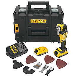 DeWalt XR 18V Cordless Multi Tool DCS355D2-GB