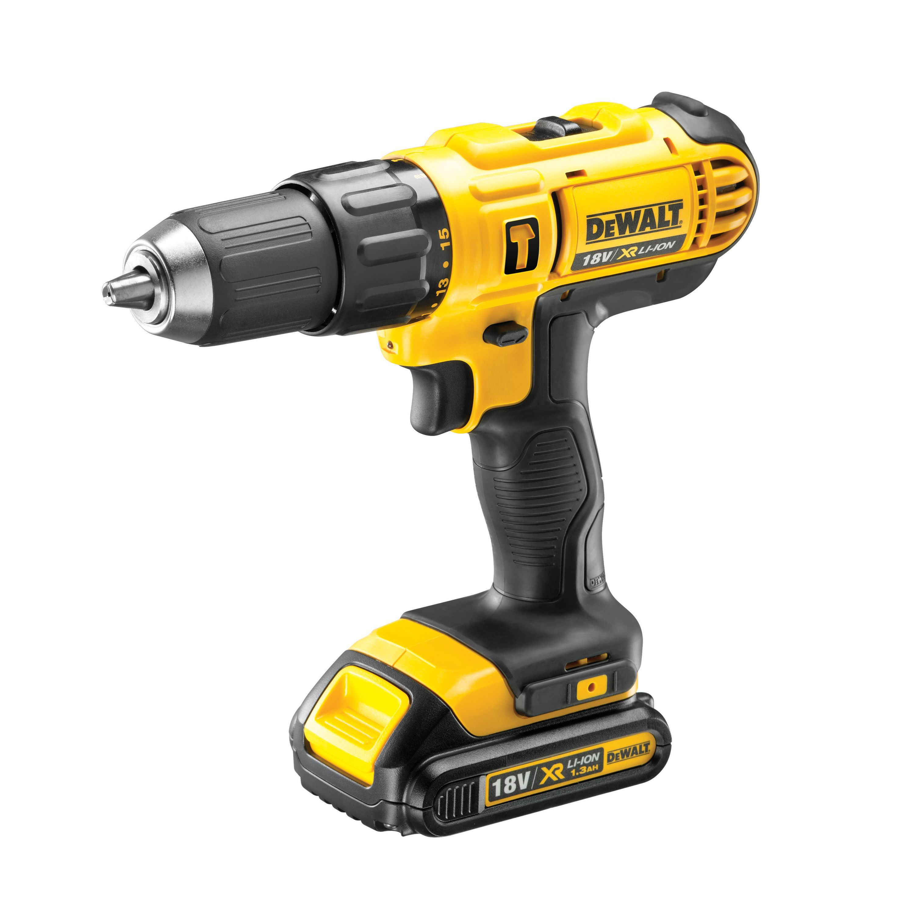 B&Q DRILL DRIVER FOR PC