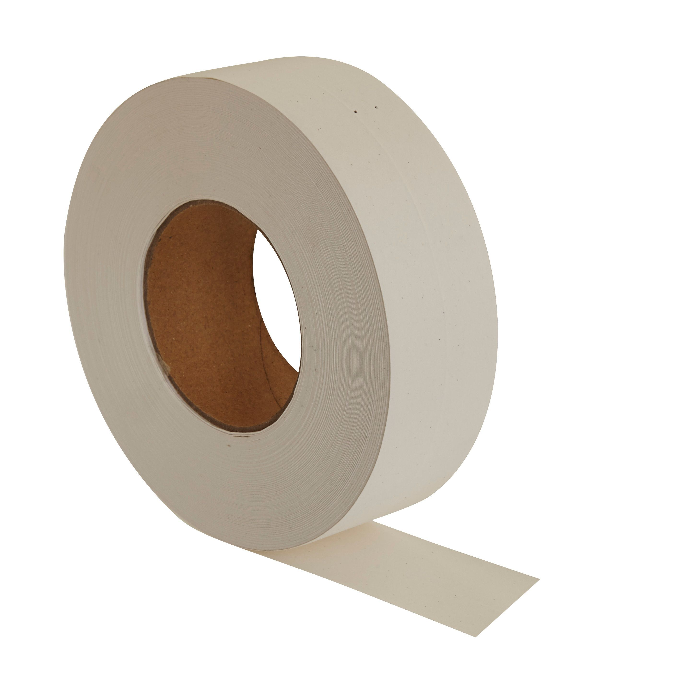 How Use Paper Drywall Tape : Ndc white plasterboard paper tape l m w mm