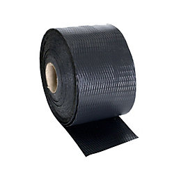Damplas Black Damp Proof Course (W)305mm (L)30m