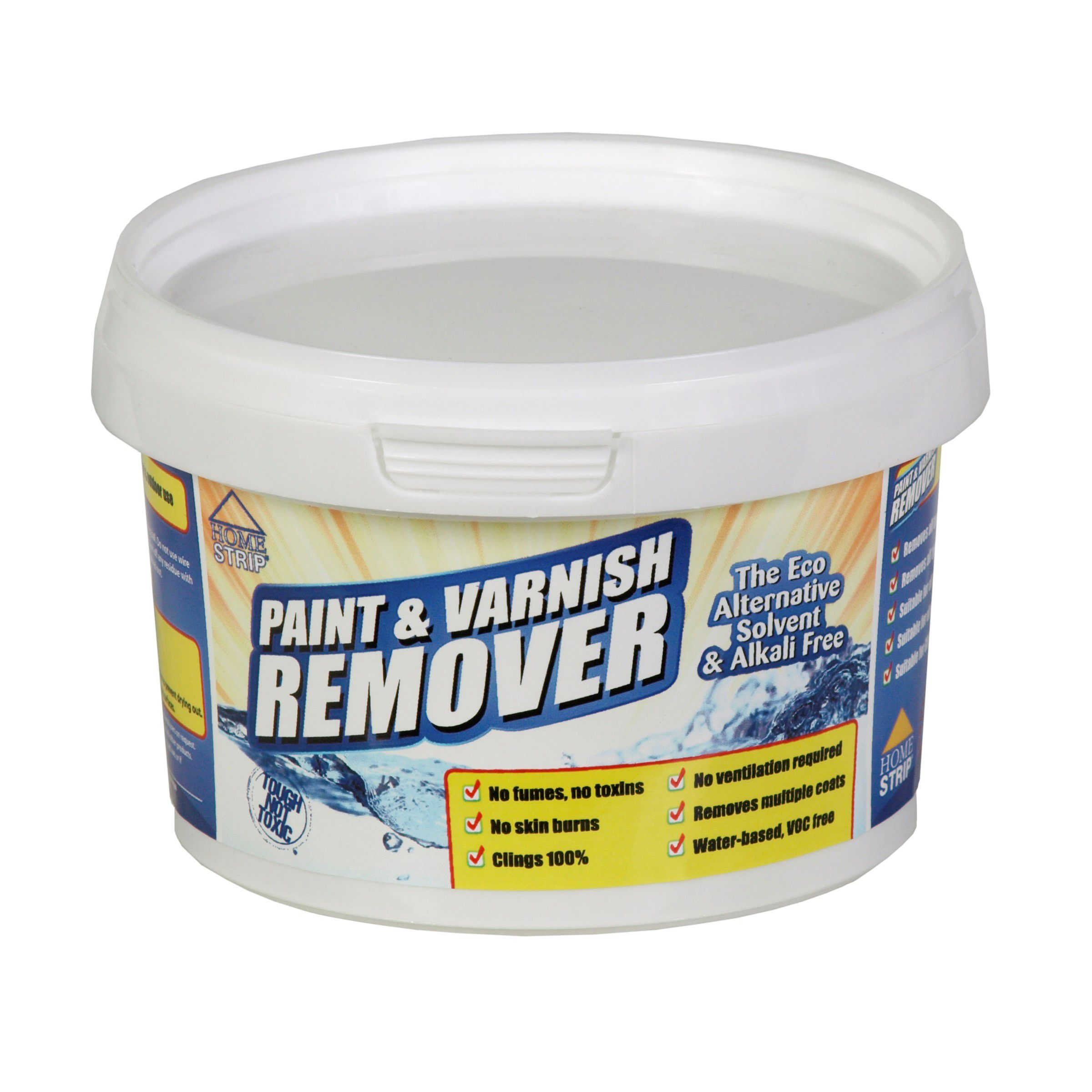 B Paint Remover