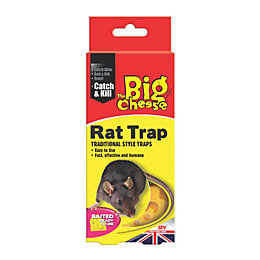 The Big Cheese Mouse Trap 124G