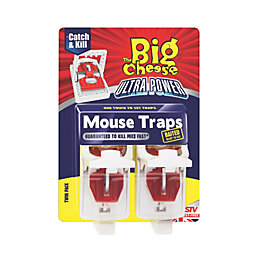 The Big Cheese Mouse trap 108g