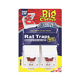 The Big Cheese Rat trap 256g