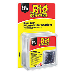 The Big Cheese Mouse trap station 103g