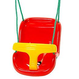 Plum Plastic Baby seat