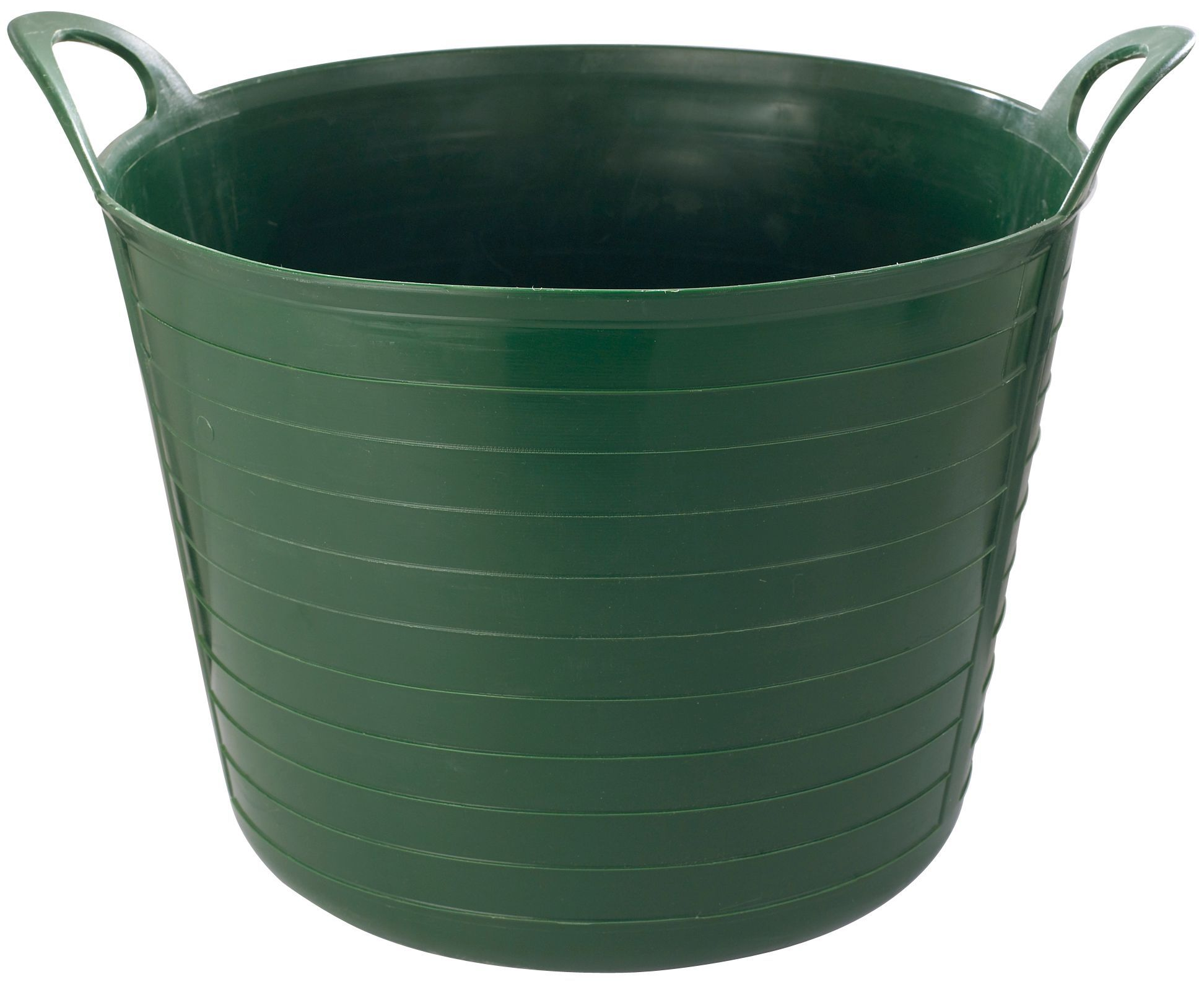 Large Green Flexi Tub Departments Diy At B Amp Q
