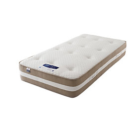 Silentnight Geltex Single Mattress