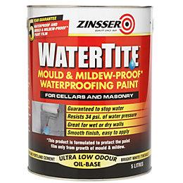 Zinsser Watertite White Matt Waterproofing Paint 5000 ml